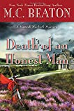 img - for Death of an Honest Man (A Hamish Macbeth Mystery) book / textbook / text book