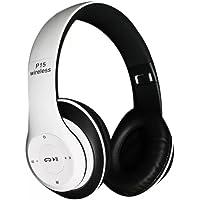 Fone De Ouvido Headphone Bluetooth 4.2 Fm/ Micro Sd Branco