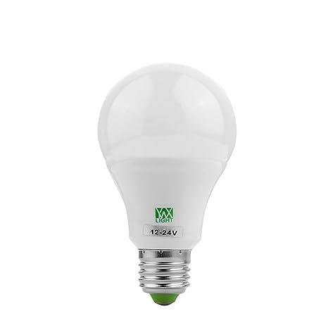 ywxlight 5 W Bombilla LED, bombillas, equivalente a 45 W ...