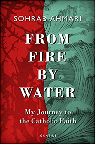 Image result for sohrab ahmari from fire by water