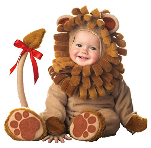 Lil' Lion Baby Infant Costume - Infant Small