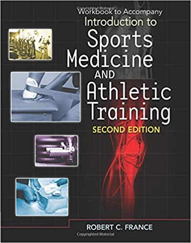 Student workbook for france introduction to sports medicine and student workbook for france introduction to sports medicine and athletic training 9781435464384 medicine health science books amazon fandeluxe Images