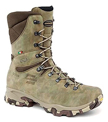 1015 Cougar High GTX - Hunting Boots - Camouflage - Wide-(zwl) - 13