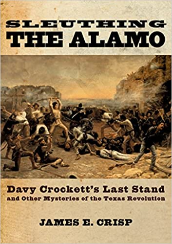sleuthing the alamo book thesis