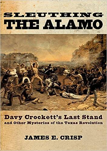 sleuthing the alamo essay