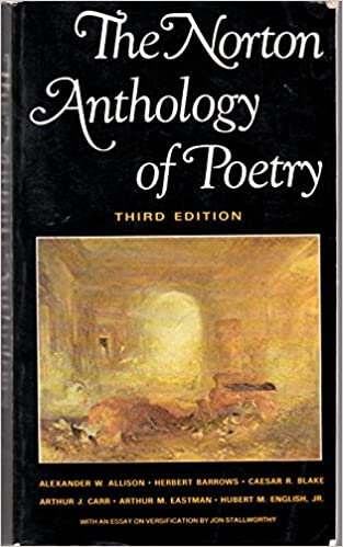 a96684ea6317 Amazon.in  Buy Norton Anthology of Poetry Book Online at Low Prices in  India