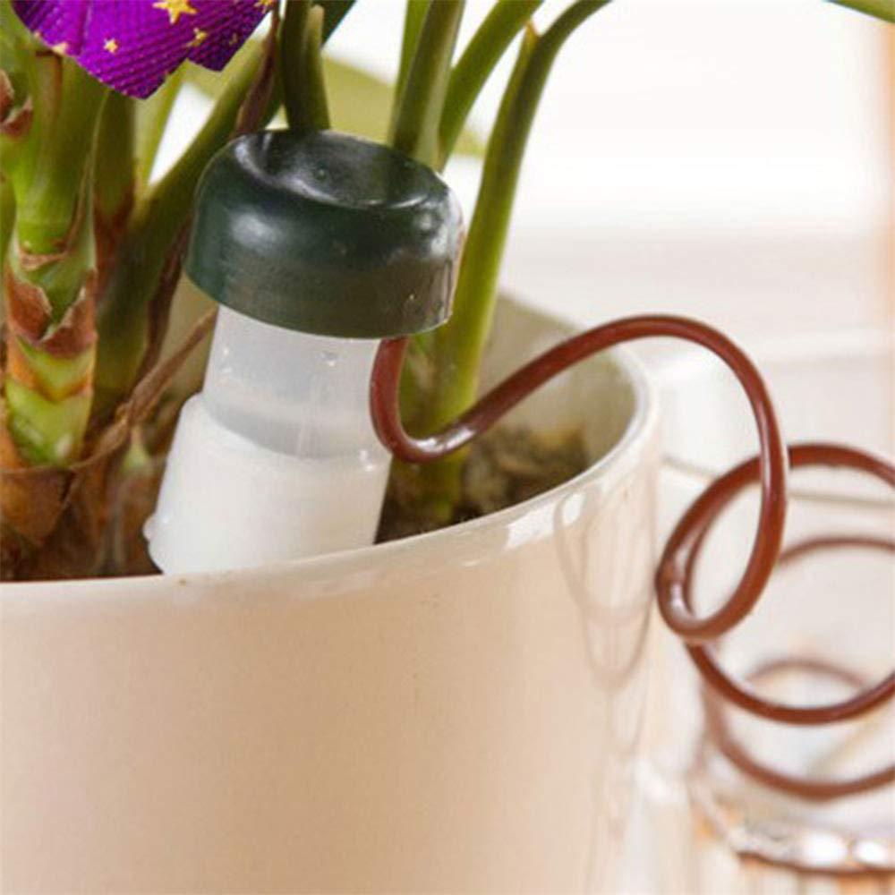 color:MULTI ZhangHongJ,Strumento dinnaffiatura automatico 2PCS per le piante conservate in vaso nellorticoltura creativa