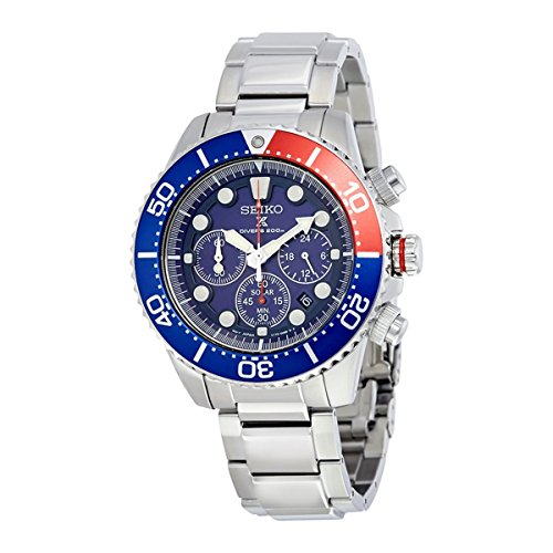 Seiko-Mens-SSC019-Solar-Diver-Chronograph-Watch