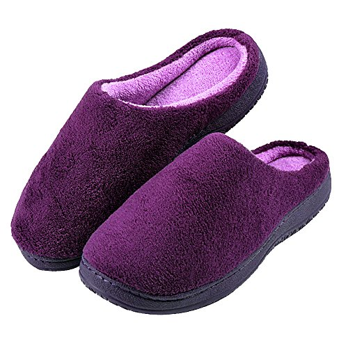 Purple Mens Clogs - 6
