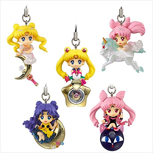 Twinkle Dolly Sailor Moon 3 10 pieces Candy Toys & Candy (Sailor Moon) (Sailor Moon Japanese Candy)