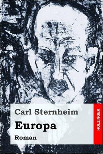 Book Europa: Roman