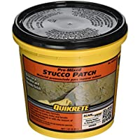 Quikrete #865032 Quart Pre Mix Stucco Patch by Quikrete