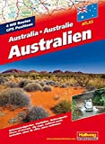 Australien Strassenatlas (Hallwag Atlanten)
