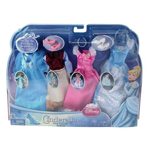 Cinderella Fairytale Fashion Pack Doll -