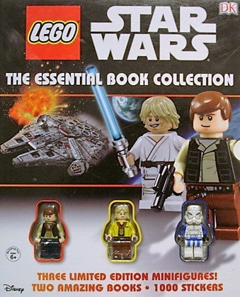 Lego Star Wars the Essential Book Collection: Three Limited Edition ...