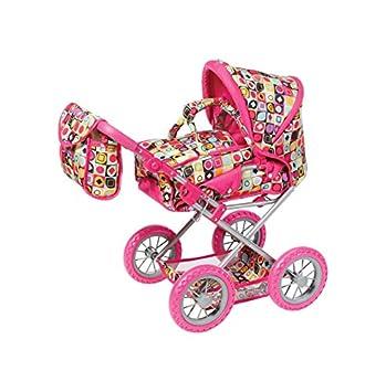 """Knorr Toys Knorr63198 """"Combi Ruby"""" Cochecito con patrón Salvaje de muñecas"""