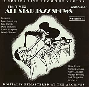 The Timex All Star Jazz Shows Volume 1
