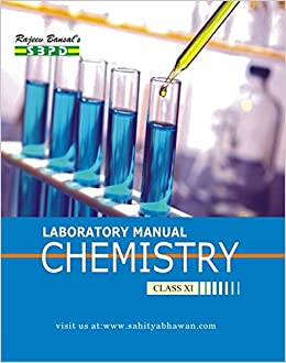 Amazon in: Buy Lab Manual Chemistry For Class 11 Book Online