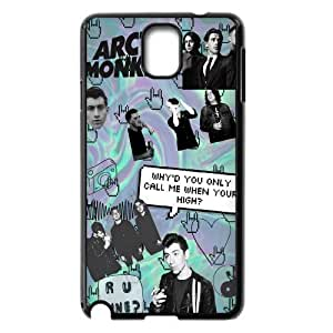 Custom High Quality WUCHAOGUI Phone case Arctic Monkeys Music Band Protective Case For Samsung Galaxy NOTE3 Case Cover - Case-7