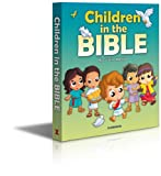 img - for Children Bible with 10 Bible Stories of Children in the BIble - Bible Story Books for Children - Bible Stories for Children - Bible Stories for Boys and Girls - Padded Hard Cover Book book / textbook / text book
