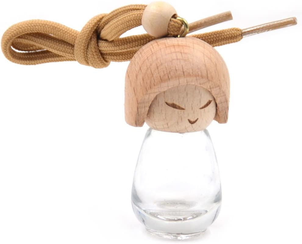 Lychee 10ml Wood Doll Car Room Hanging