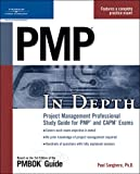 img - for PMP in Depth: Project Management Professional Study Guide for PMP and CAPM Exams book / textbook / text book