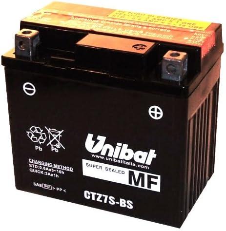 Batteria Moto UNIBAT CTZ7S-BS