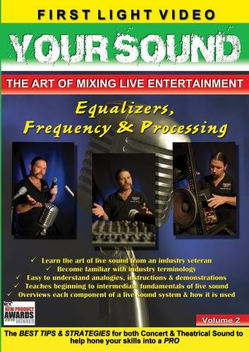 Equalizers, Frequency & Processing