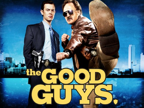 The Good Guys: Old Dogs / Season: 1 / Episode: 14 (2010) (Television Episode)