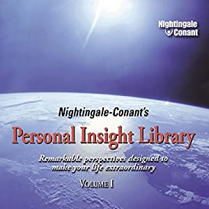 Nightingale-Conant's Personal Insight Library, Volume I Speech