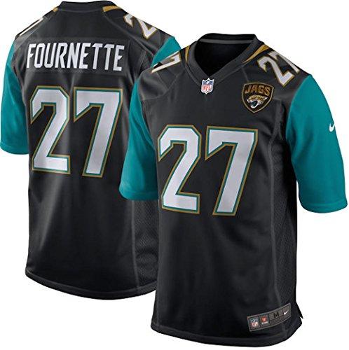 Youth Jacksonville Jaguars Leonard Fournette Nike Black Game Jersey  Yth Medium  10 12