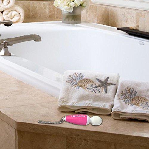Mini Massager Wireless Waterproof Ultra-Quiet Power Wand Massager Pendant by LOVENIGHT