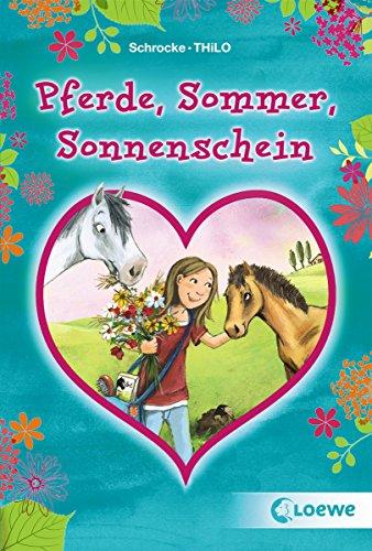 pferde-sommer-sonnenschein-german-edition