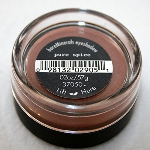 Bare Escentuals Eye Care - 0.02 oz i.d. BareMinerals Eye Shadow - Pure Spice For Women