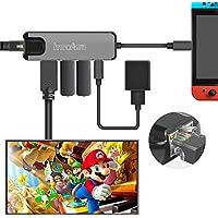 Nintendo Switch Type C Hub Multiport Adapter - innoAura...
