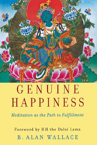 Genuine happiness meditation as the path to fulfillment kindle genuine happiness meditation as the path to fulfillment by wallace b alan fandeluxe Choice Image