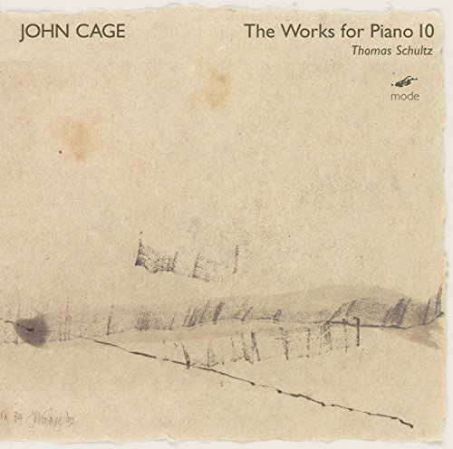 Records Cage - Cage: Works for Piano, Vol. 10