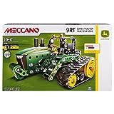 Meccano-Erector – John Deere 9RT Series Tractor Building Set