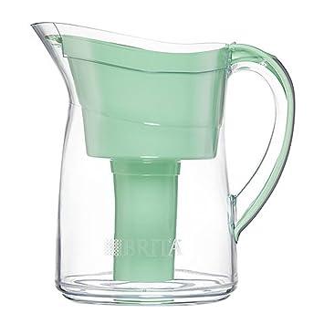 Amazon.de: Brita Wasserfiltration Krug Mini Plus 6 Becher Farben ...