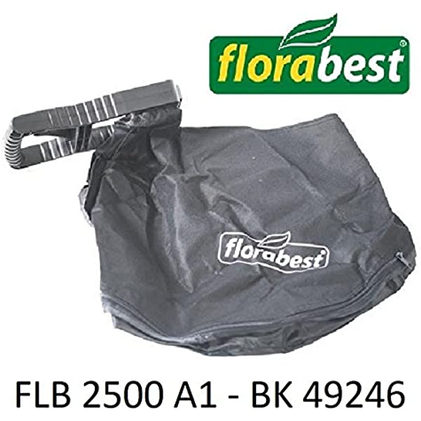 Flora Best aspirador soplador con soporte de la bolsa FLB 2500 A1 BK 49246 Lidl Flora Best: Amazon.es: Jardín