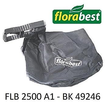 Flora Best aspirador soplador con soporte de la bolsa FLB 2500 A1 BK 49246 Lidl Flora