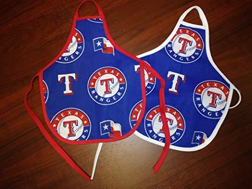 (Texas Rangers liquid Dish Soap Bottle Aprons )