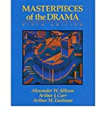 Masterpieces of the Drama 9780023019708
