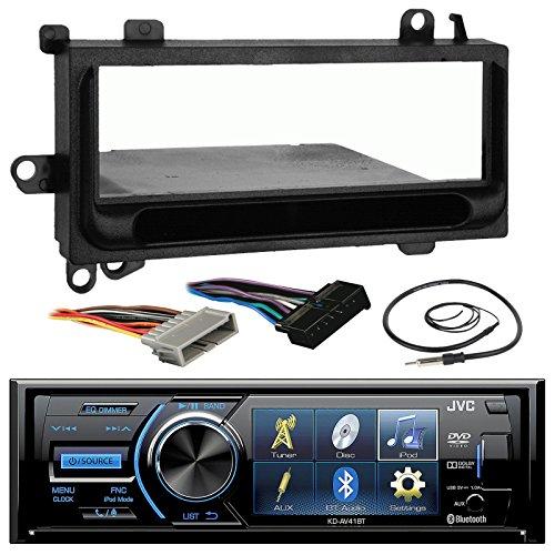 "JVC KD-AV41BT 3"" Inch Bluetooth In-Dash CD Car Stereo Audio"