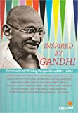 img - for Inspired by Gandhi, International Writing Competition 2014-2015 book / textbook / text book