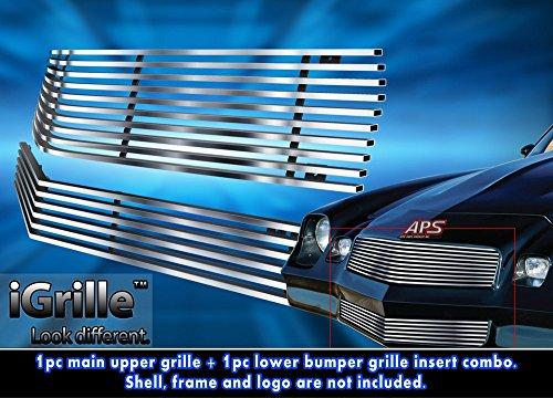 80 camaro grill - 4