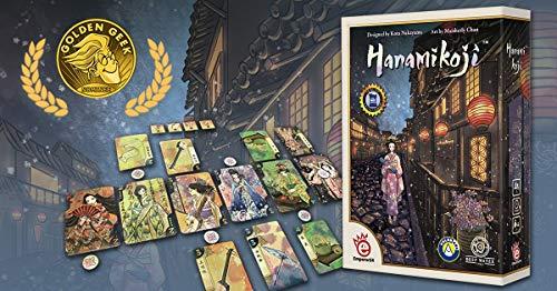 Deep Water Games Hanamikoji Game by Deep Water Games (Image #3)
