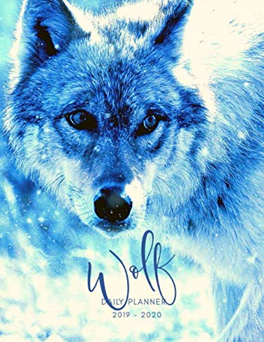 Planner July 2019- June 2020 White Wolf Monthly Weekly Daily Calendar: Academic Hourly Organizer In 15 Minute Interval; Appointment Calendar With ... Journal Diary With Quotes & Julian Dates by Zen Hourly Planner