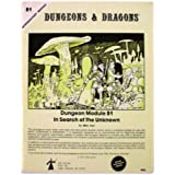In Search of the Unknown (Dungeons & Dragons Module B1)