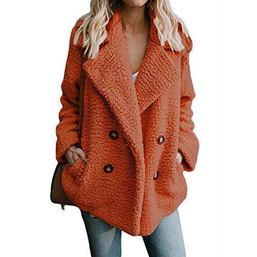 Love & Freedome 2019 New Winter Coat Women Faux Fur Coat Hoodie Outwear Blouson ETS Femme 11 Color,7,XXL ()